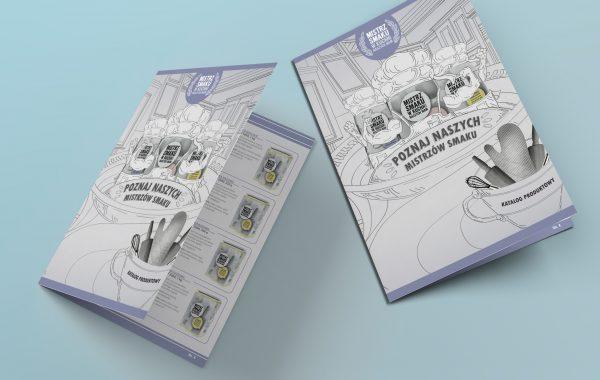Katalog marki Mistrz Smaku