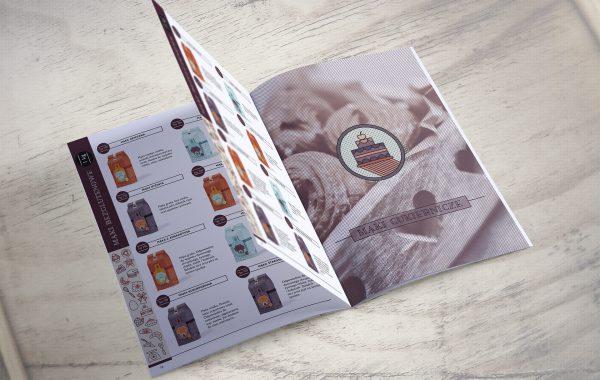 Katalog produktowy marki Młyn Brenno