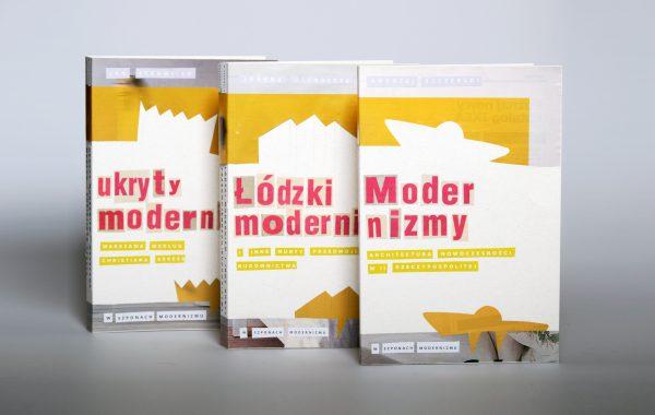 Okładki serii wydawniczej iplakat promocyjny