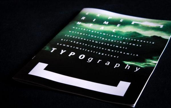 Typografia eksperymentalna