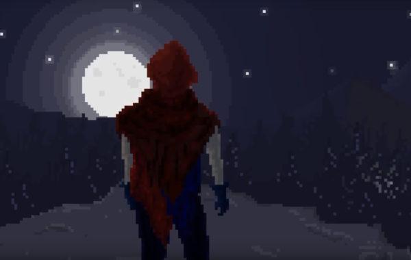 Animacja wtechnice pixel artu